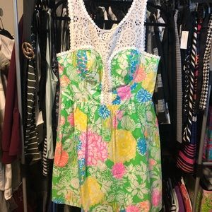 NWT Lilly Pulitzer Raegan Dress- size 6